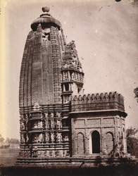 General view of the Adinatha Temple, Khajuraho